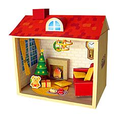 Понятные схемы. http://free.wmzond.ru/bumazhnye-domiki.  Бумажные домики для кукол.  В наборе 8 домиков: кафе.