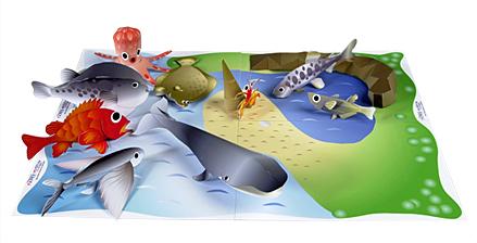 魚つりセットのイメージ画像