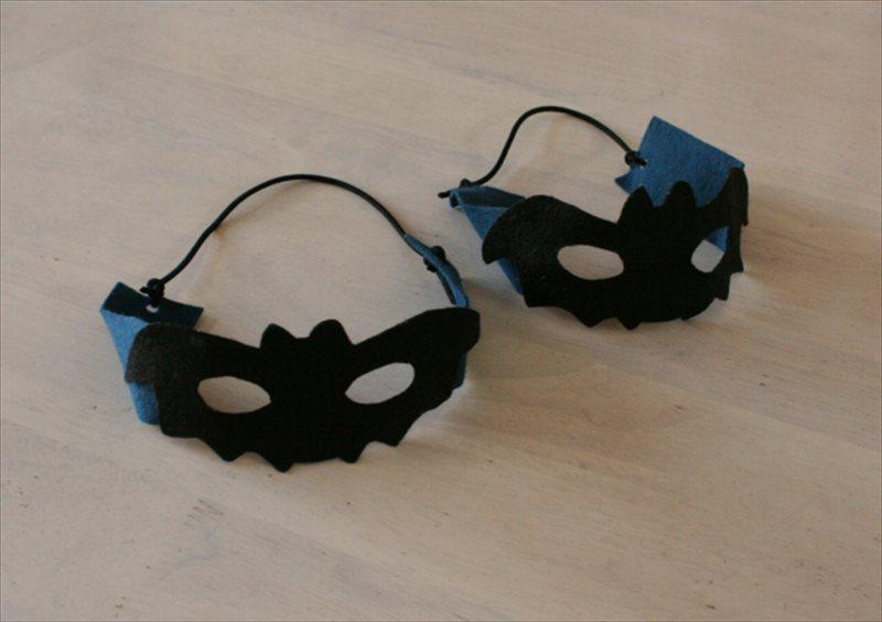 ハロウィン お化けかぼちゃ コウモリマスク 無料素材 ダウンロード